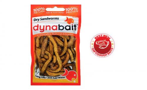Dynabait Freeze Dried Sand Worms