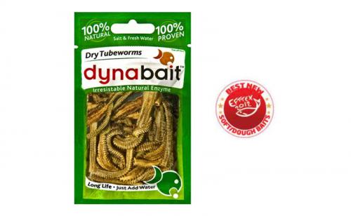 DYNABAIТ Freeze Dried Tube Worms