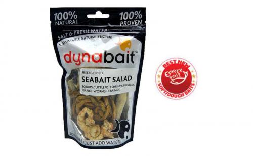 Dynabait Freeze Dried Seabait Salad