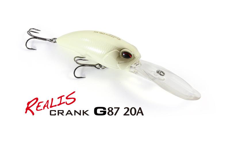 Воблер Duo Realis Crank G87 20A