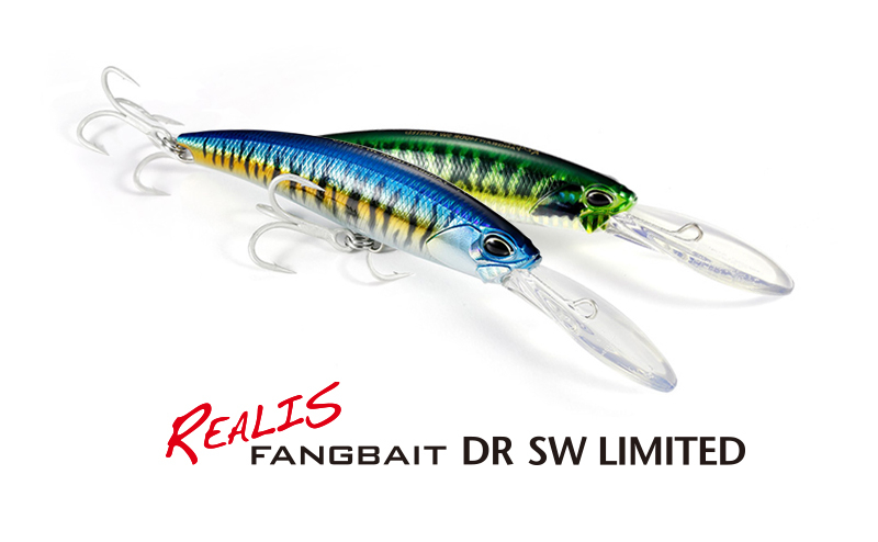 Воблер Duo Realis Fangbait DR SW Limited