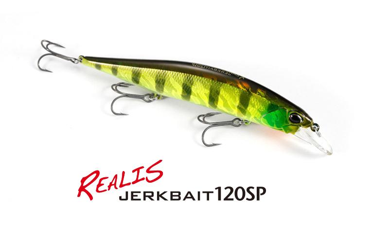 Воблер Duo Realis Jerkbait 120 SP