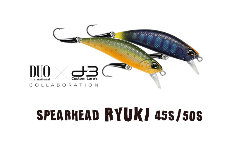 Воблер Duo Spearhead Ryuki D3