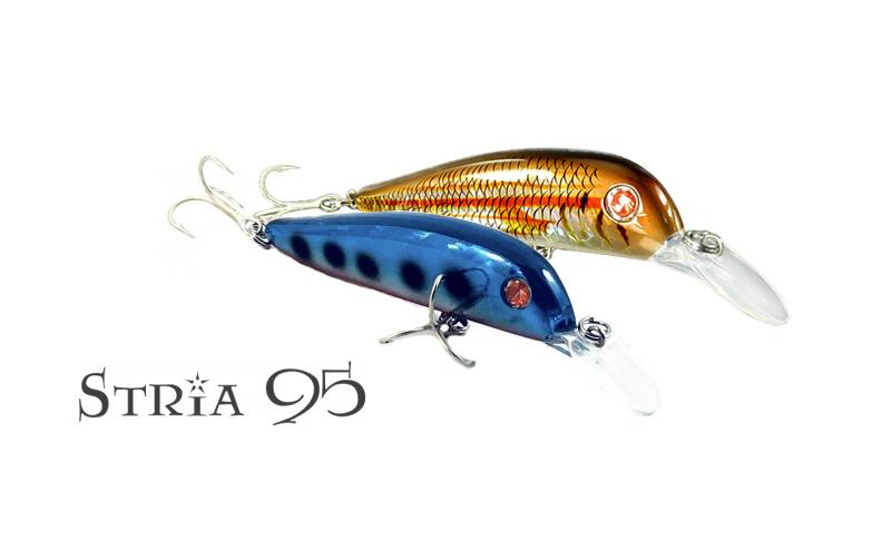 Воблер SeaSpin Stria 95