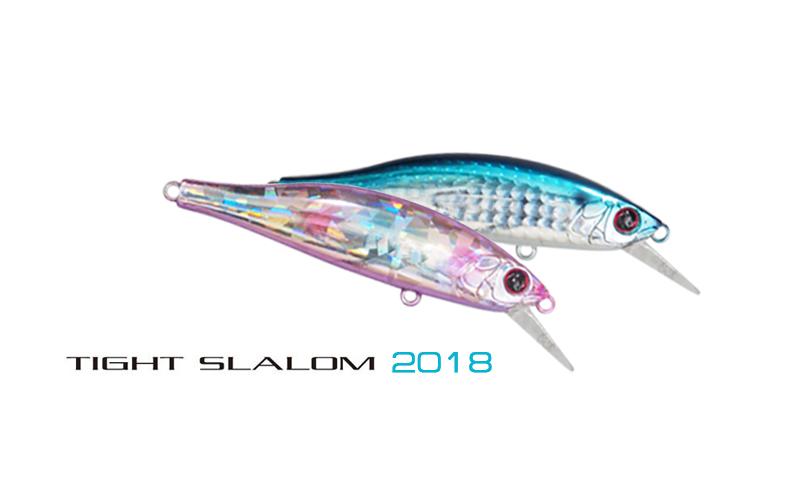 Воблер Maria Tight Slalom 2018