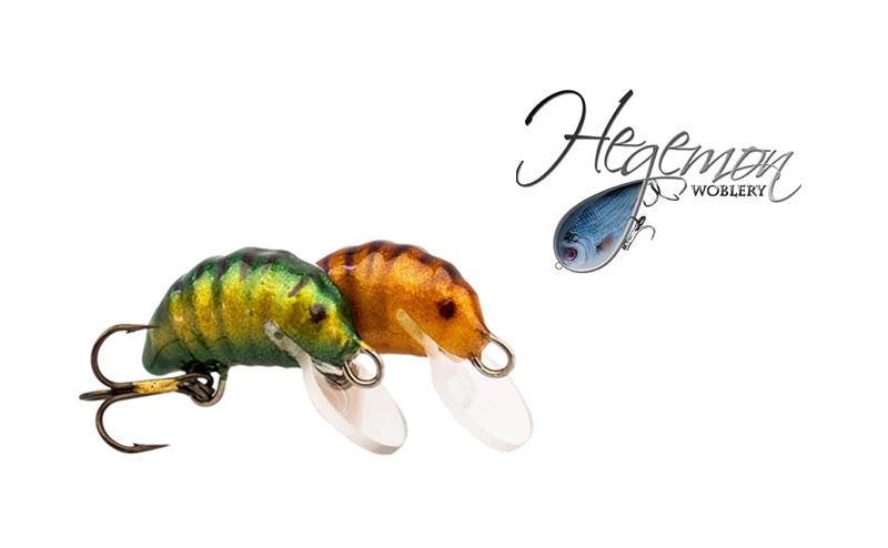 Воблер Hegemon Larva