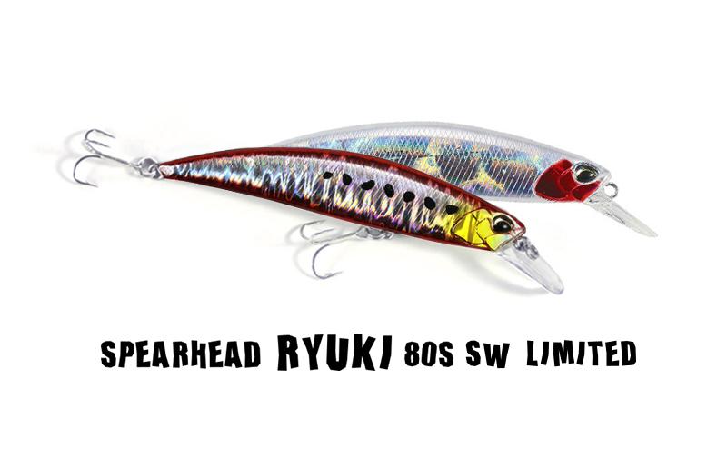 Воблер Duo Spearhead Ryuki 80S SW Limited