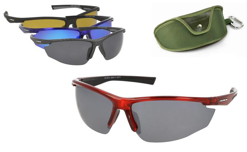 Слънчеви очила Solano FL20043
