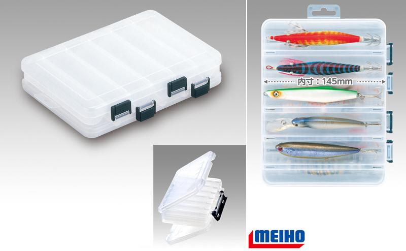 Кутия за воблери Meiho Reversible 145