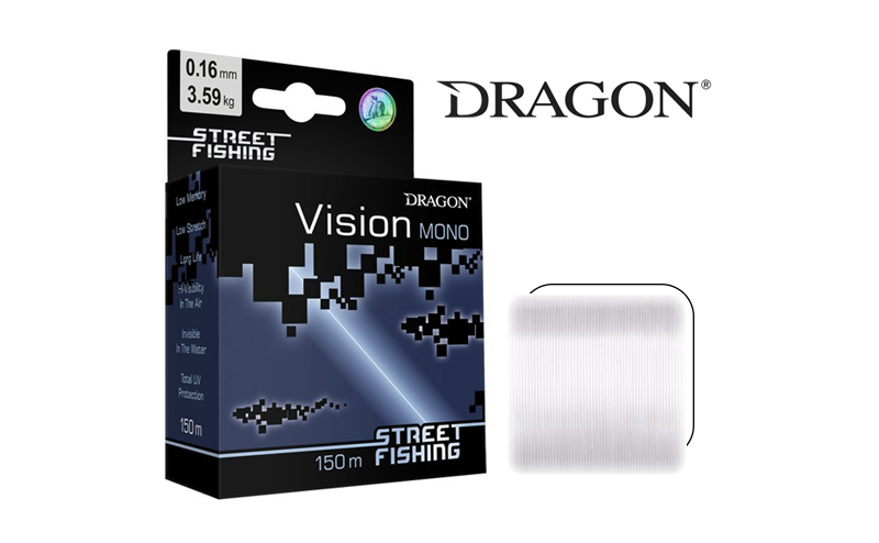 Монофилно влакно Dragon Street Fishing Vision