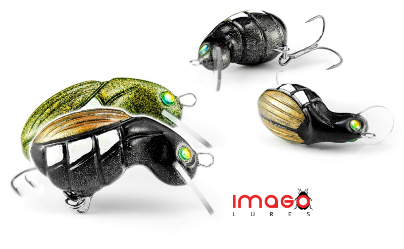 Воблер-мравка Imago Ant Classic