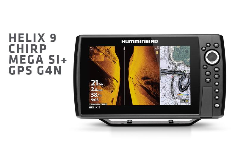 Сонар Humminbird Helix 9 Chirp MEGA SI+ GPS G4N